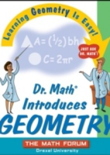Обложка книги  - Dr. Math Introduces Geometry