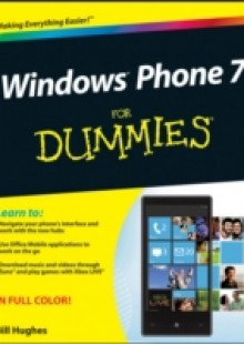 Обложка книги  - Windows Phone 7 For Dummies