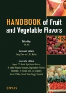 Обложка книги  - Handbook of Fruit and Vegetable Flavors
