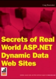 Обложка книги  - Secrets of Real World ASP.NET Dynamic Data Websites