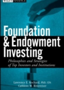 Обложка книги  - Foundation and Endowment Investing