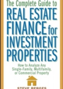 Обложка книги  - Complete Guide to Real Estate Finance for Investment Properties