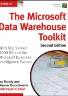 Обложка книги  - Microsoft Data Warehouse Toolkit