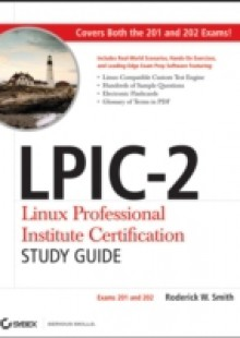 Обложка книги  - LPIC-2 Linux Professional Institute Certification Study Guide