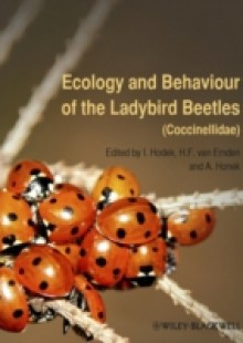 Обложка книги  - Ecology and Behaviour of the Ladybird Beetles (Coccinellidae)