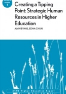 Обложка книги  - Creating a Tipping Point: Strategic Human Resources in Higher Education