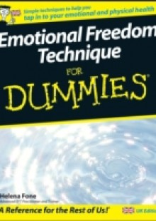 Обложка книги  - Emotional Freedom Technique For Dummies