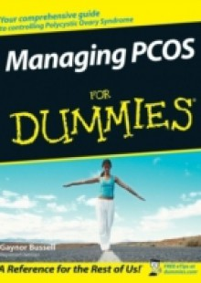 Обложка книги  - Managing PCOS For Dummies