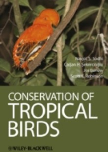 Обложка книги  - Conservation of Tropical Birds
