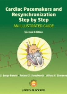 Обложка книги  - Cardiac Pacemakers and Resynchronization Step by Step