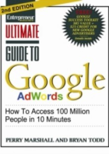 Обложка книги  - Ultimate Guide to Google Adwords