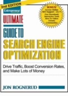 Обложка книги  - Ultimate Guide to Search Engine Optimization