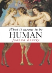 Обложка книги  - What It Means to Be Human