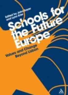 Обложка книги  - Schools for the Future Europe