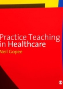 Обложка книги  - Practice Teaching in Healthcare