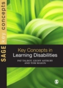 Обложка книги  - Key Concepts in Learning Disabilities