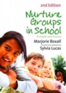 Обложка книги  - Nurture Groups in Schools