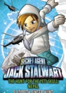 Обложка книги  - Jack Stalwart: The Hunt for the Yeti Skull