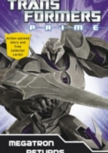 Обложка книги  - Transformers Prime: Megatron Returns