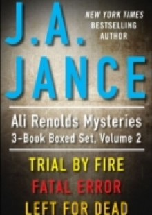 Обложка книги  - J.A. Jance's Ali Reynolds Mysteries 3-Book Boxed Set, Volume 2