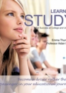 Обложка книги  - Learn to Study for Success at College and University