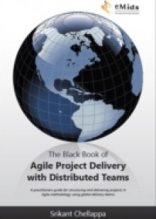 Обложка книги  - Black Book of Agile Project Delivery with Distributed Teams