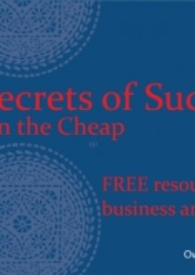Обложка книги  - Secrets of Success – On the Cheap