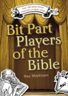 Обложка книги  - Bit Part Players of the Bible