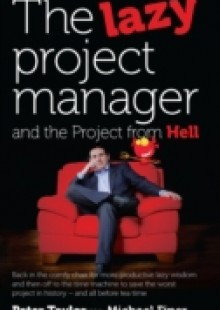 Обложка книги  - Lazy Project Manager and the Project from Hell
