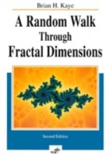 Обложка книги  - Random Walk Through Fractal Dimensions