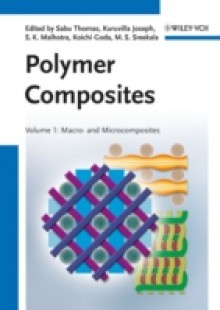 Обложка книги  - Polymer Composites, Macro- and Microcomposites