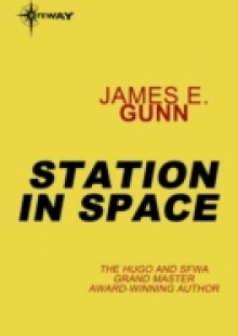 Обложка книги  - Station in Space
