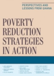 Обложка книги  - Poverty Reduction Strategies in Action