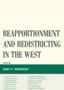 Обложка книги  - Reapportionment and Redistricting in the West