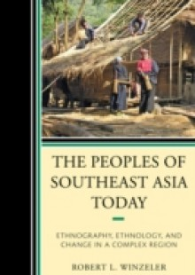 Обложка книги  - Peoples of Southeast Asia Today
