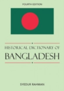 Обложка книги  - Historical Dictionary of Bangladesh