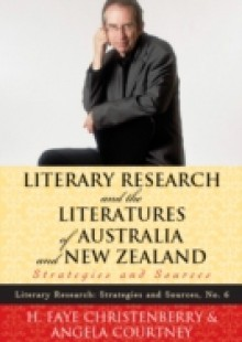 Обложка книги  - Literary Research and the Literatures of Australia and New Zealand