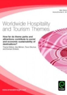 Обложка книги  - How far do theme parks and attractions contribute to social and economic sustainability of destinations?
