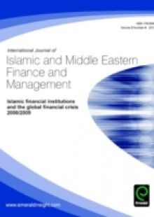 Обложка книги  - Islamic Financial Institutions and the Global Financial Crisis 2008/09