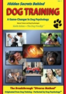 Обложка книги  - Hidden Secrets Behind Dog Training