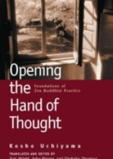 Обложка книги  - Opening the Hand of Thought
