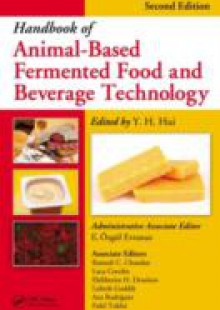 Обложка книги  - Handbook of Animal-Based Fermented Food and Beverage Technology, Second Edition
