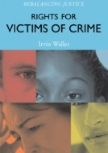Обложка книги  - Rights for Victims of Crime