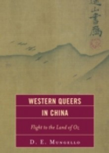 Обложка книги  - Western Queers in China