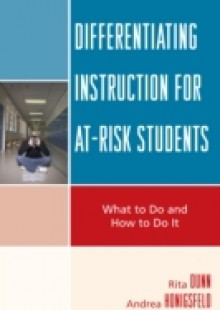 Обложка книги  - Differentiating Instruction for At-Risk Students
