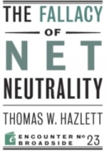 Обложка книги  - Fallacy of Net Neutrality