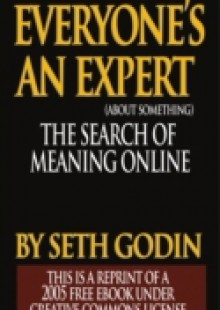 Обложка книги  - EVERYONE IS AN EXPERT (about something)