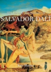 Обложка книги  - Life and Masterworks of Salvador Dali