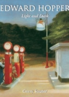 Обложка книги  - Edward Hopper Light and Dark