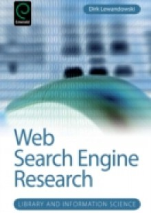 Обложка книги  - Web Search Engine Research